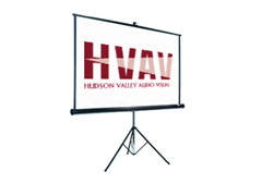 Projection Screens - Hudson Valley Audio Visual